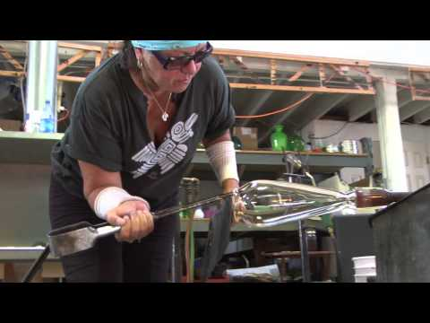 de Young Artist in Residence – The House that Tequila Built – Viviana Paredes in the Hot Shop