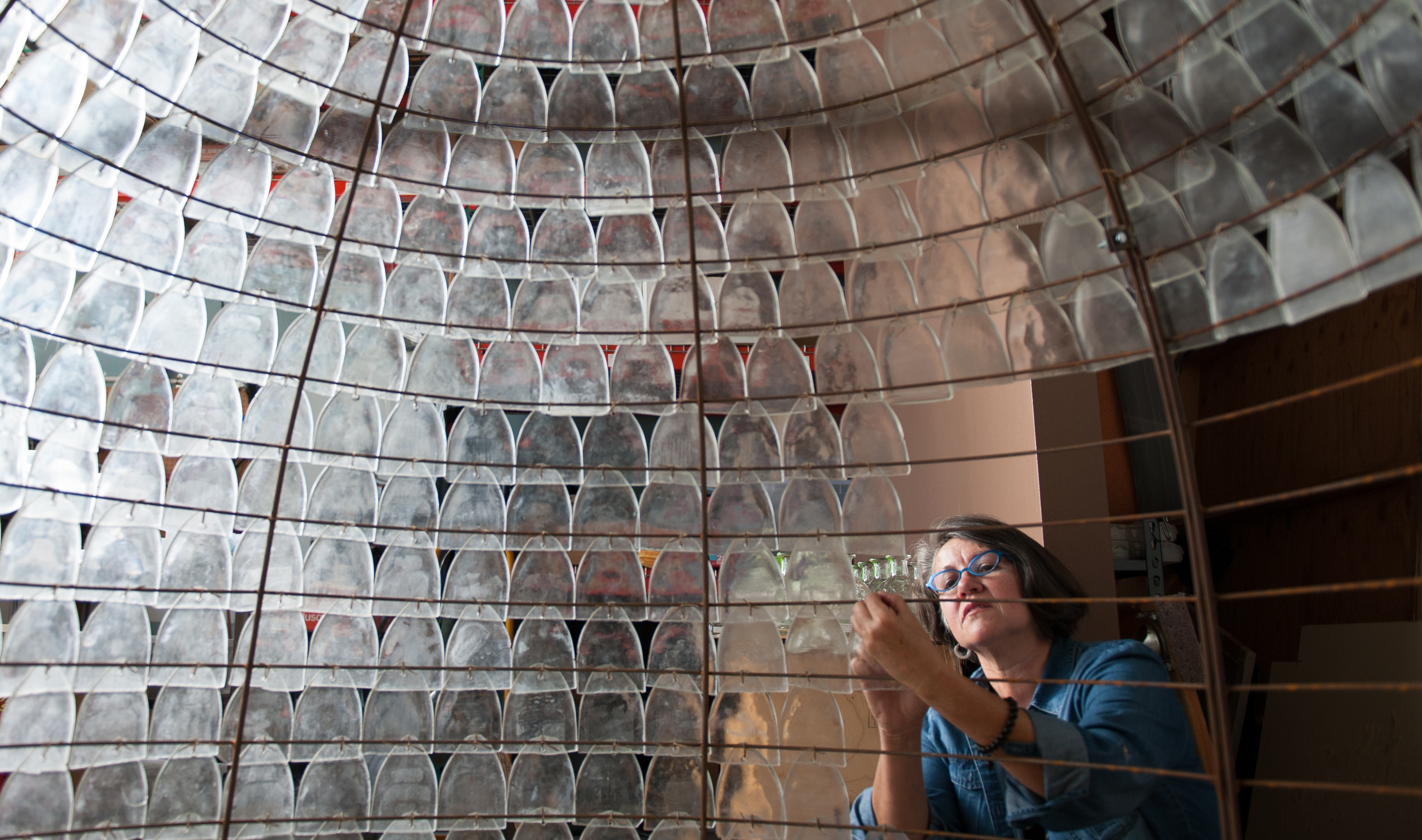 The House that Tequila Built – Viviana Paredes at work