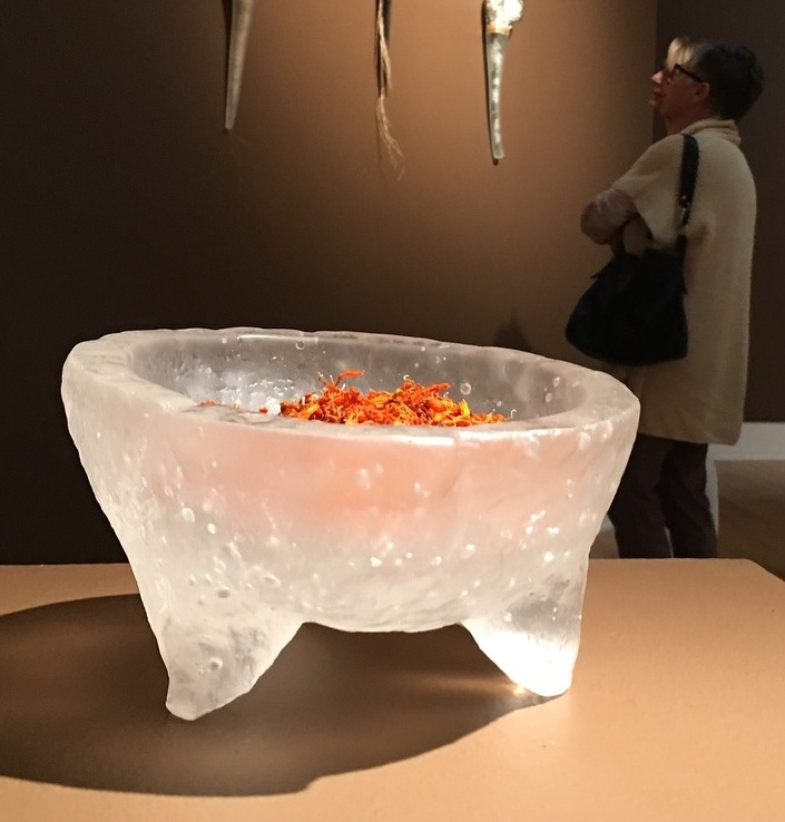 Alimentos: Glass Work by Viviana Paredes (Exhibition)
